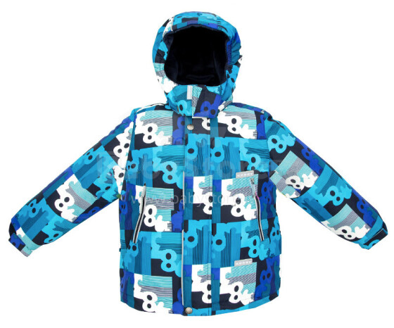 LENNE '15 Spark 14336 Bērnu siltā ziemas termo jaciņa [jaka] ( 116 cm) krāsa:6900