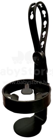 UniBaby Art.50 Universal Cups Holder for Strollers  Universālais pudelīšu turētājs