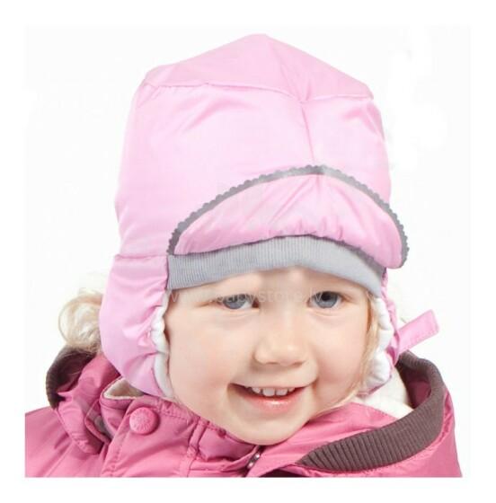 Huppa'15 Jinny 8832AW/003 Mazuļu ziemas termo cepure ar kokvilnas oderi (izm.47/49)
