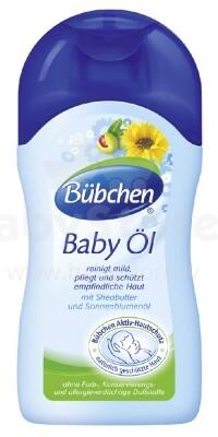 Bubchen Baby Oil Art.TB78 eļļa zīdaiņem 40ml