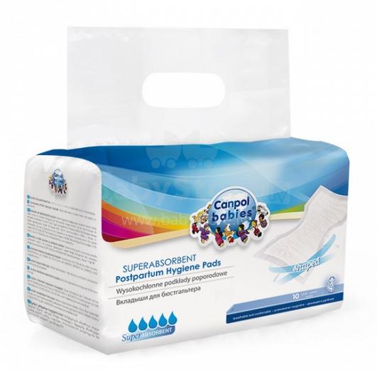 Canpol Babies Art. 73/003 Pēcdzemdību paketes (10 gab.)