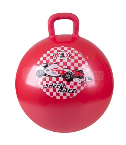 Spokey Race Ball Art, 832460 Vingrošanas bumba, 45 cm