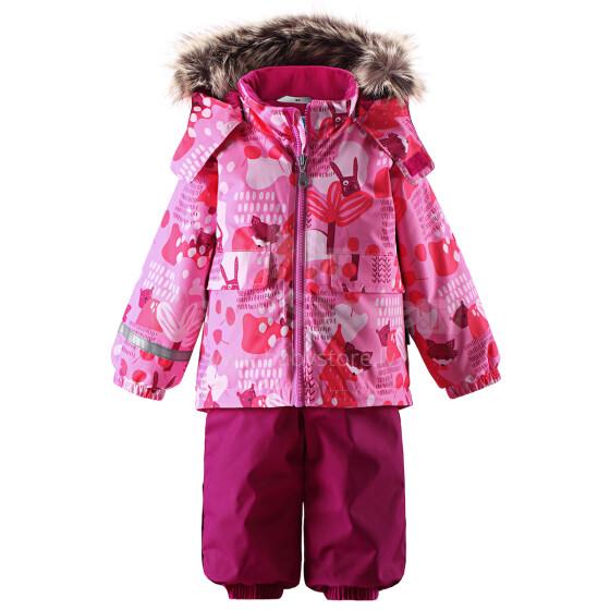 Lassie Pink Art. 713674-4531 Silts mazuļu ziemas kostīms: jaka un bikses (92 cm)