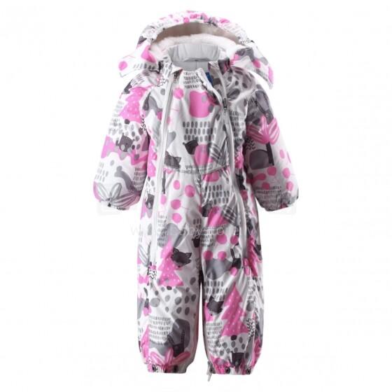 Lassie Pink Art. 710675-4531 Silts mazuļu ziemas kombinezons (62-74 cm)