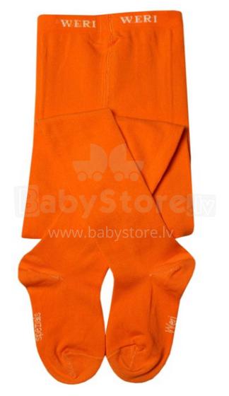 Weri Spezials Art.82335 Orange Bērnu zeķubikses (Anti Allerģiskas) (56-160 izm.)