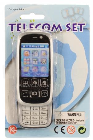 Toys Art. KL-9860/99B Mūzikālā Rotaļlieta - Telecom Set