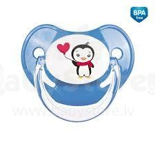 Canpol Babies Art.22/585 Anatomiskas formas silikona māneklis (C) 18m +