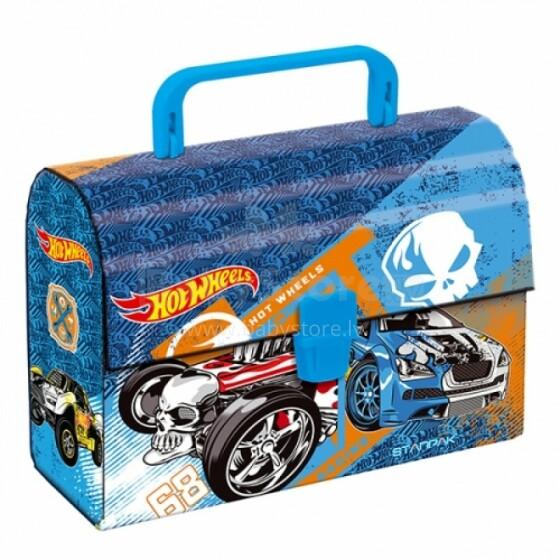 Disney Junior Art.46189 Bērnu stilīgs koferis rotaļlietām, rakstamām 200x145x80mm