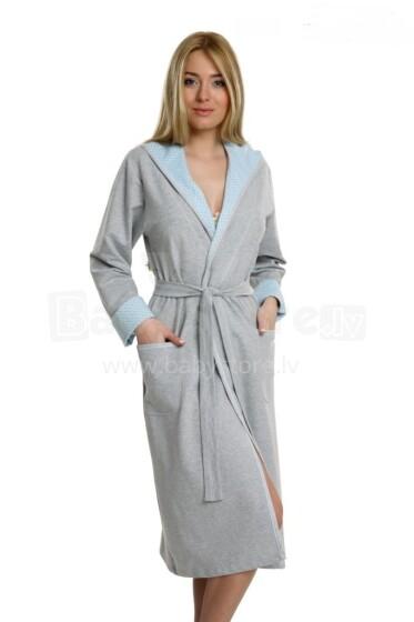 Italian Fashion KOMFORT Blue Art.53809 Peldmētelis grūtniecēm