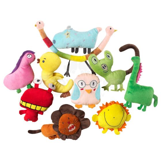 Ikea Sagoskatt Art.903.399.97 Mīksta rotaļlieta 1 gab.