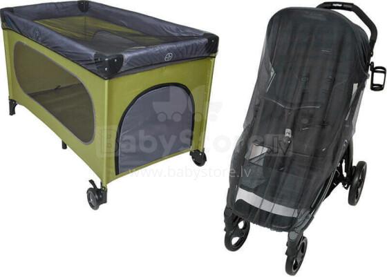 Fillikid Art.BB001-07 moskitu tīkls bērnu ratiem un gultiņām