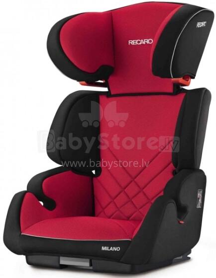 Recaro Racing Car Seat >> Recaro Milano Art 6207 21509 66 Racing Red