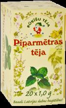 Rūķīšu tēja Art.103276 Piparmētras tēja