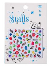 Kidstoys Snails Nail Art Candy blast