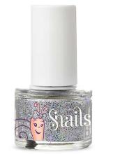 Snails Mini Silver glitter Art.5275