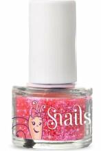 Snails Mini Pink glitter Art.895