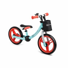 03c105dc936 KinderKraft'18 2WAY Next Art.KKR2WNXMINT0AC Mint Детский велосипед -  бегунок с металлической рамой