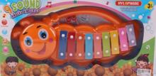 BebeBee Xylophone Art.294566 Muzikāla rotaļlieta