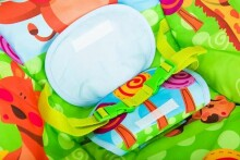 Fillikid Art.ZX-01 Baby Rocker Wippe Melody Enjoy Bērnu mūzikālais šūpulītis
