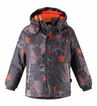 Lassie'19 Lassietec® Orange Glow Art.723733-2751 Silts mazuļu ziemas kostīms: jaka un bikses