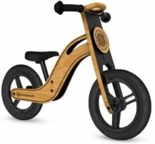 214fd57d159 KinderKraft Balance Bike Uniq Art.KKRUNIQNAT0000 Natural Детский велосипед/бегунок  с деревянной рамой