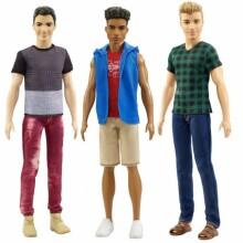 Mattel Ken Fashionistas Doll Art.DWK44 Lelle Kens  Lelle Barbija