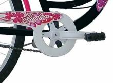 Coppi Taylor Art.CM2D12000  Collas 12 Pink  Bērnu divritenis (velosipēds) ar palīgriteņiem