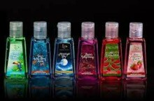 Pocketpop Cleansing Hand Gel Art.59946397 Wild Berry Punch