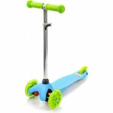 Meteor®  Scooter Tucan Led  Art.121159  Bērnu skūteris augstāka kvalitāte ar gaismas effektiem