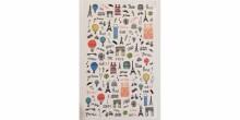 Snails Adventes kalendārs  Art.121240  Kosmētikas komplekts  meitenēm
