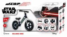 Disney Balance Bike Star Wars  Art.9912  Bērnu skrējritenis ar metālisko rāmi