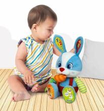 Clementoni Talking Rabbit Oscar Art.50609  Interaktiivne nutikas küülik (LV / EE / RU / LT)