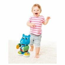 Clementoni Baby Hippo  Art.50585 Interaktīvā rotaļlieta Nīlzirgs (LV/EST/LT)
