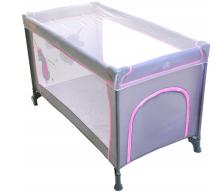 Baby Maxi M2 Basic Col. 646 Green Bērnu manēža ceļojumu gulta