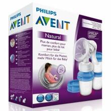 Philips Avent Comfort Art.SCF330/13  Manuālais krūts pumpis ar trauciņiem
