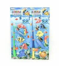 Malimas Spēle Makšķerēšana   +6 zivtiņas ZR5823