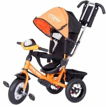 Elgrom Trike Art. 38138 Black-Orange Bērnu