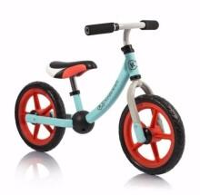 87273206520 KinderKraft'18 2WAY Next Mint Art.KKR2WAYNXMIN00 Детский велосипед -  бегунок с металлической рамой