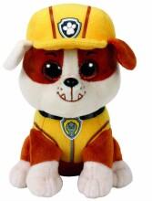 TY Paw Patrol Art.TY41209 Rubble Augstvērtīga mīksta plīša rotaļlieta 90171