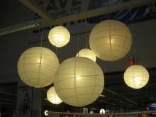 JaBaDaBaDo Paper Lantern Art.X6009   Karināmās griestu lampas abažūrs
