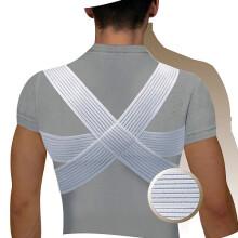 Tonus Elast Comfort Art.0107 Medicīniskais elastīgais stājas korektors (ortoze), krustveidīgs, augsta komforta