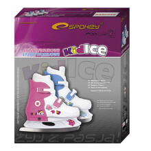 Spokey Kidice 8014 Bērnu ledus slidas (29-32,33-36 izm.)