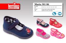 Lemigo Marta 301 tekstila kurpes