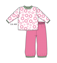 Pippi 3510 Bērnu pidžama 2-dalīga