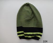 LENNE '14 - Potter art.14282 (52-56 cm) Knitted cap Mazuļu adīta kovilnas cepure sasienamā, krāsa 104