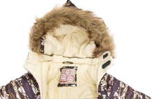 Huppa'15 Keira Bear 3192BW Silts ziemas termo kombinezons (98cm) krāsa: 281