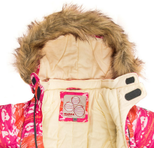 Huppa'15 Keira Bear 3192BW Silts ziemas termo kombinezons (92,98cm) krāsa: 263