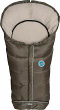 Fillikid Art.8460-24 Kiew Braun Footmuff Dūnu ziemas guļammaiss ratiem ar atpogājamo muguru daļu 100 x 50 cm 71982