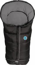 Fillikid Art.8461-25 Kiew Black Footmuff Dūnu ziemas guļammaiss ratiem ar atpogājamo muguru daļu 100 x 50 cm 71983
