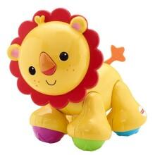Fisher Price Clicker Pals Lion Art. CGG86 Attīstošā rotaļlieta 13581